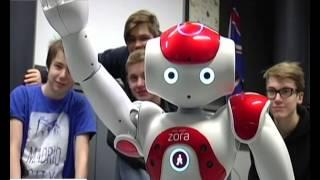 У початкових школах Фінляндії уроки веде робот