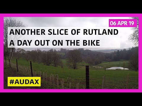 Cycling In Rutland Proves To Be Decidedly Hilly // 200km Audax