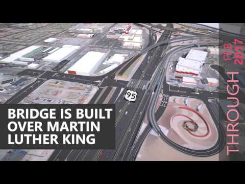 Project Neon In Las Vegas Nv: Car Nado Construction