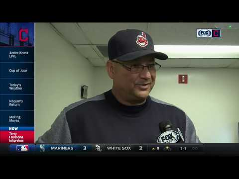 Terry Francona extremely excited to be back with Cleveland Indians