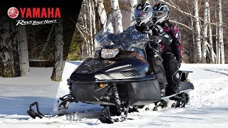 2020 Yamaha RS Venture and VK Pro II - Highlights