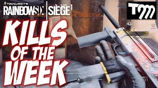 RAINBOW SIX SIEGE - Top 10 Kills of the Week #74