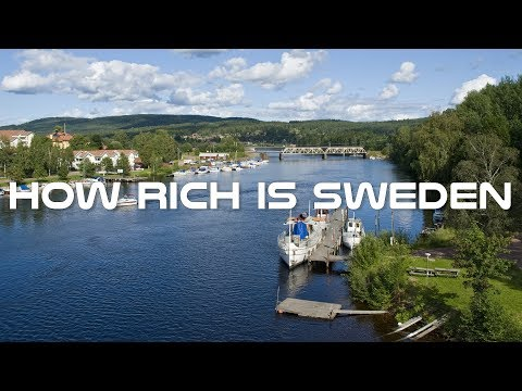 How Rich is Sweden - Inside Swedish Economy