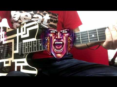 布袋寅泰202X ギターリフ紹介とカラオケ、ギターカラオケ