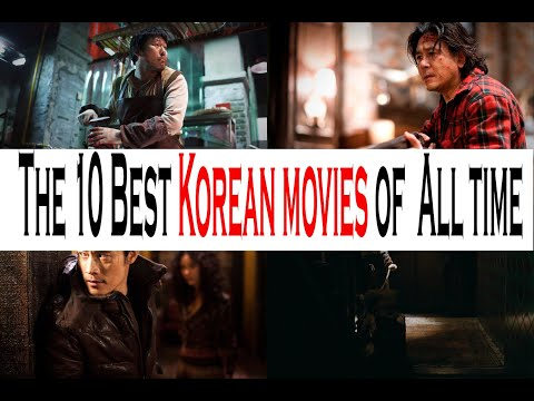 The 10 Best Korean Movies Of All Time