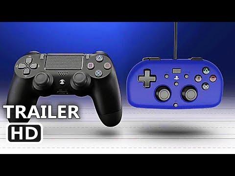 PS4 - HORI Mini Wired Gamepad Trailer