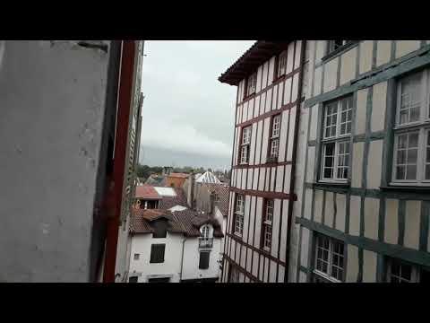 Orage ce 28 Août 2017 sur Bayonne