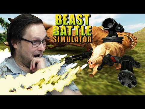 САМЫЙ КЛАССНЫЙ СИМУЛЯТОР ► Beast Battle Simulator #1