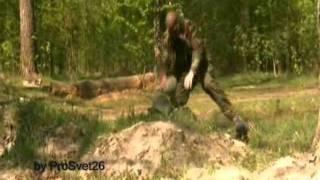 Нападение кровососа в чернобыльской Зоне отчуждения(В контакте: http://vkontakte.ru/id94959237., 2011-10-13T12:58:35.000Z)