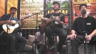 "The Expanders - ""Fire (Is The Desire)"" acoustic - Cali Vibe Session"