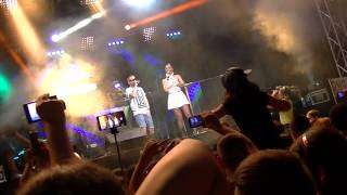 Krisko ft. Maria Ilieva - Vidimo Dovolni //The Voice SummerTour 2015