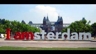 Достопримечательности Амстердама(, 2013-09-09T13:57:02.000Z)