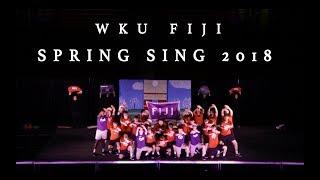 WKU FIJI Spring Sing 2018 - 2000s Adventure