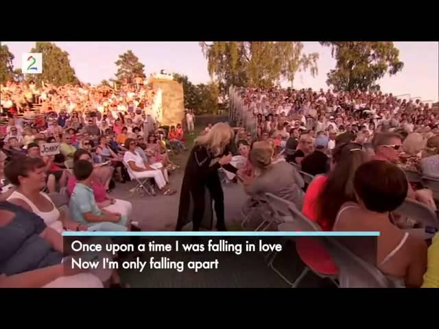 Bonnie Tyler - Total Eclipse of the Heart - M/Eirik Søfteland   Allsang på Grensen 2014