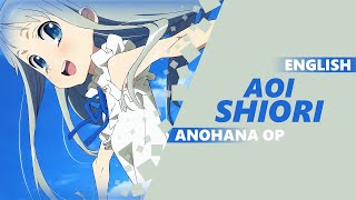 english anohana op aoi shiori dima lancaster amalee