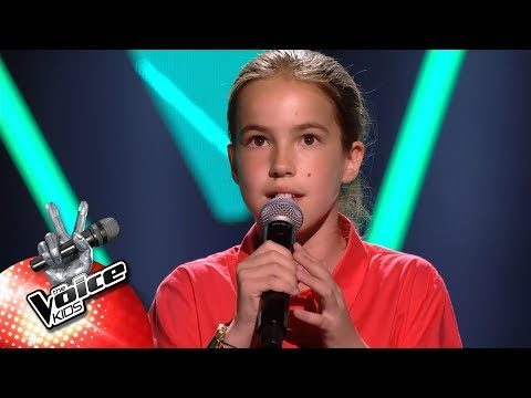 Elisabeth - 'Call Out My Name' | Blind Auditons | The Voice Kids | VTM