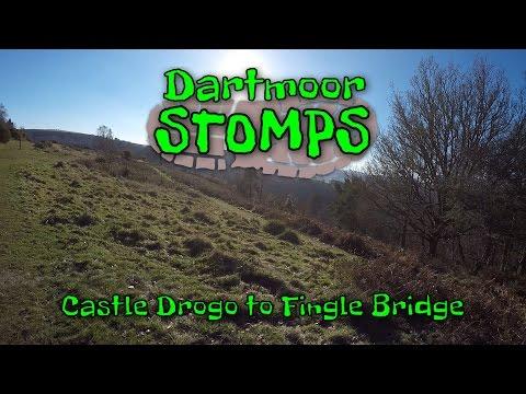 Dartmoor Stomps - Castle Drogo to Fingle Bridge