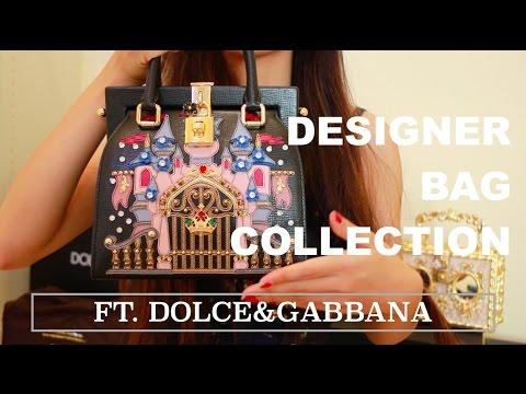 DESIGNER BAG HAUL - DOLCE & GABBANA COLLECTION