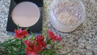 Как сделать овсяную пудру? How to make oatmeal powder?