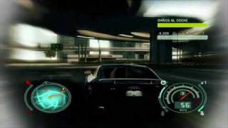 NEED FOR SPEED UNDERCOVER (PC) - GAMEPLAY HD