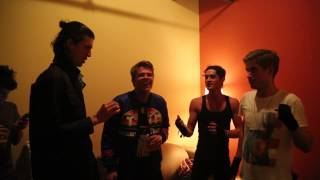 3oh!3 - Journeys Noise Tour Update 3 @ www.OfficialVideos.Net