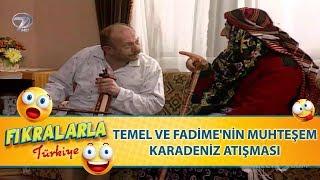 Muhteşem Karadeniz Atışması - Türk Fıkraları  64