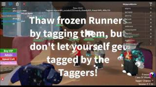 Roblox Christmas Freeze Tag