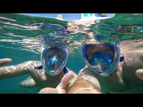 Обзор маски для подводного плавания Германия 2017
