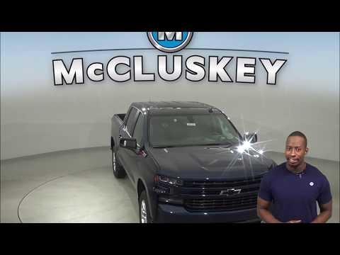 200349 - New, 2020, Chevrolet Silverado 1500, Test Drive, Review, For Sale -