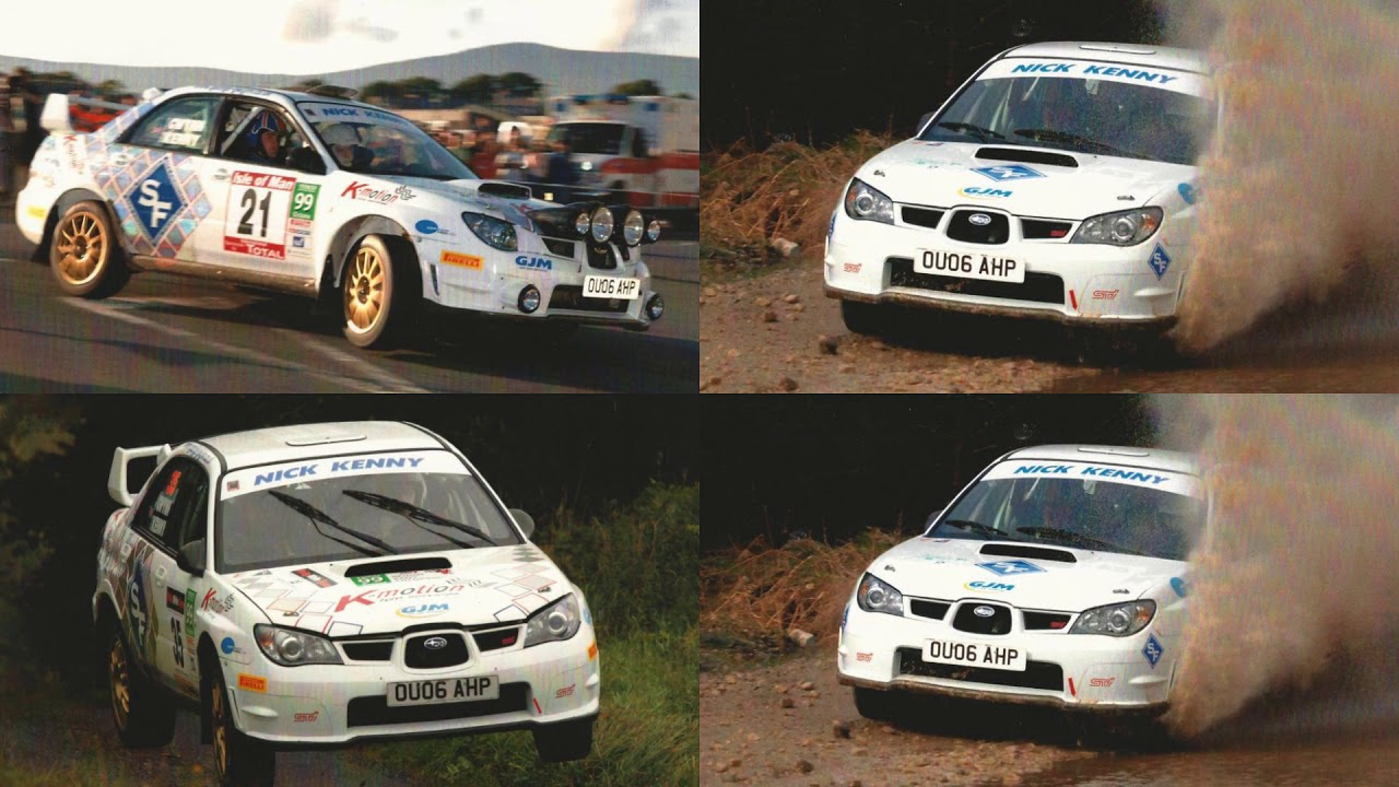 Rally Cars For Sale - YouTube