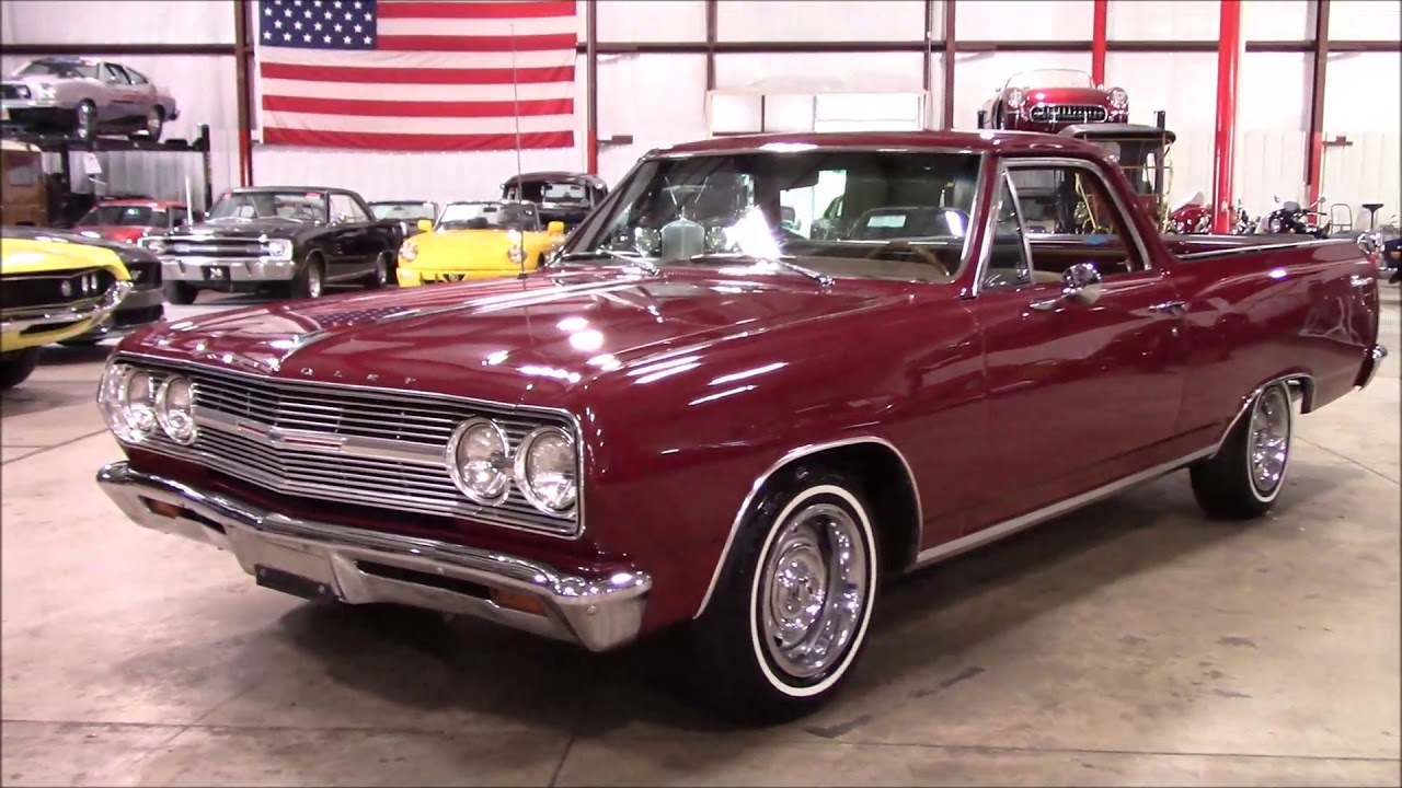 hight resolution of 1965 chevrolet el camino