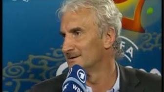 Rudi Völlers letztes Interview als DFB-Trainer