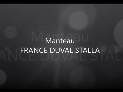 FRANCE DUVAL STALLA video