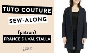FRANCE DUVAL STALLA video