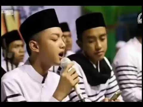 Balasan lagu jaran goyang versi islami | klib Gus azmi