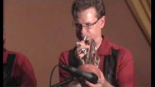 """Tishomingo Blues"" ~  The New Red Onion Jazz Babies - May 2009"