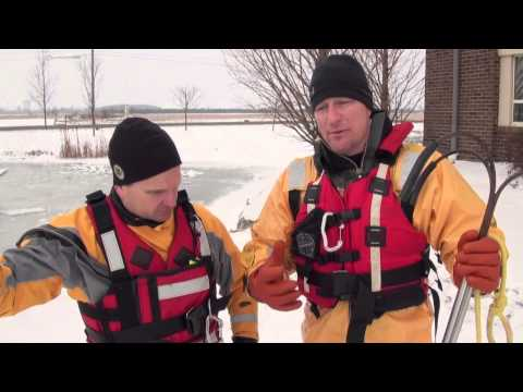 Rescue Methods FR1 Ice Rescue