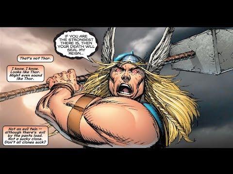 Thor (Onslaught) vs Hulk - Heroes Reborn thumbnail