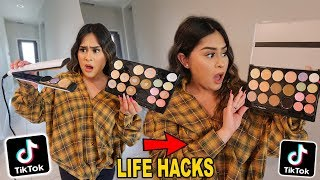 We TESTED Viral TikTok Life Hacks.. **MOST SHOCKING** (PART 7)