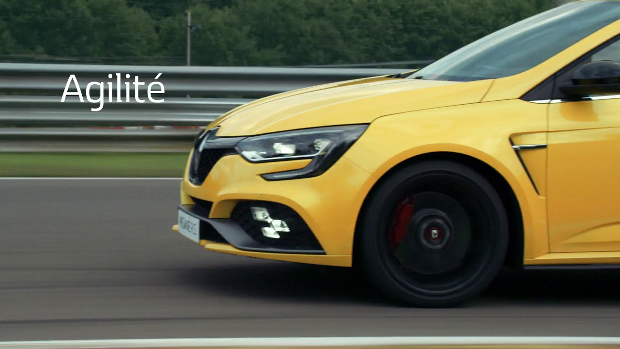 nouvelle renault megane r s renault sport youtube. Black Bedroom Furniture Sets. Home Design Ideas