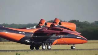 Antonov 74TK-100 Cavok Air