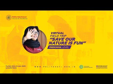 Virtual Field Trip Preschool Level - Pelita Hati School #bestschoolinjember