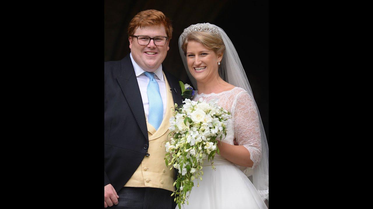 Royal Rewear Princess Diana S Wedding Tiara Worn By Niece At Her