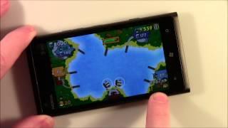 Windows Phone Game Preview: Rขm Run