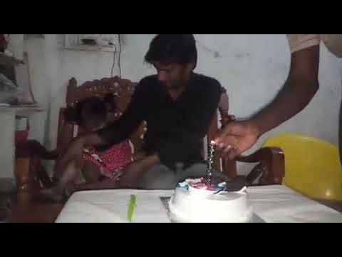 My birthday celebration my students doing in my Home