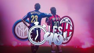 LES 90 | LE VRAI FOOT ITALIEN !