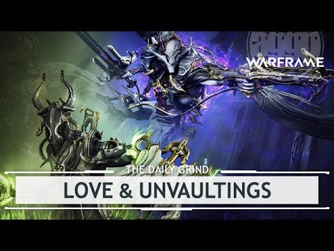 Warframe: Oberon & Nekros Unvaulted & Heart Of The Ordis [thedailygrind]