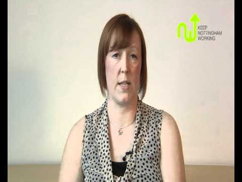 Keep Nottingham Working Workshops - NHS Introduction to Health Care