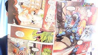 キャプテン・アメリカ,エンドオブヴェノムバース他《今週買ってきたアメコミリーフたち#121》【Comic Book Haul#204】