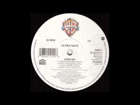 (1993) Ultra Naté - Show Me [Original Extended Version Mix]